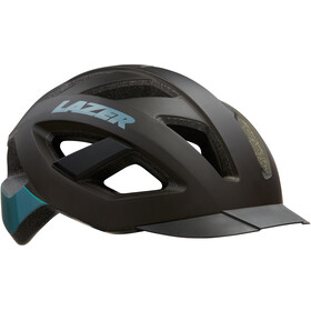 Lazer Cameleon Helmet with Insect Net matte black grey